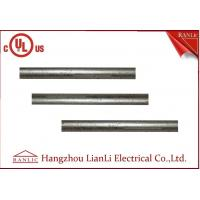 Best 1-1/2 Inch EMT Electrical Metallic Tubing Outdoor with Hot Dip Galvanized , B235 Material wholesale