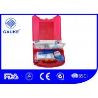 Simple Sterile OSHA ANSI First Aid Kit For Travel Emergency Wound Care