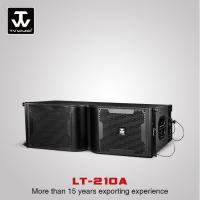 Best Line Array Speaker@2-Way Double 10inch Hot Sale Active Power Line Array Saving System  LT-210A wholesale