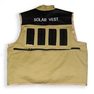 Best New Disign Solar LED Vest wholesale