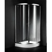 Best 900x900 Small Corner Shower Units , Fiberglass Shower Enclosures Sliding Open Style wholesale
