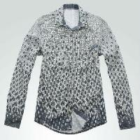 Best Gradual Matrix Printed Men′s Shirt (LC-689) wholesale