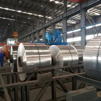 China 4343 Cladding Roll Condenser Thick Heavy Duty Industrial Aluminum Foil Rolls on sale