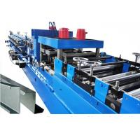 Cheap 100-300 mm C Z Purlin Roll Forming Machine Of Galvanized Steel Strip or Carbon Steel Use Rexroth Bosch Valve for sale