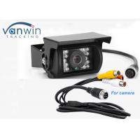 Best Outside CCTV Bus Surveillance Camera 4 Pin HD 720P Aluminum Alloy Housing wholesale