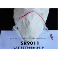 China Pharma Grade SR9011 SARMs Raw Powder For Muscle Building Supplements on sale