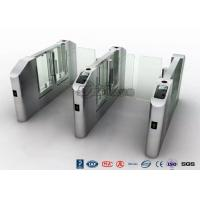 Cheap Vistor Management System Speed Gate Turnstile with Stainless Steel Used at for sale