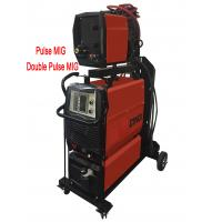 Best Double / Single Aluminum Welding Machine MIG500P 50 60Hz Frequency wholesale