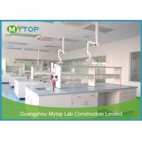 Buy cheap Multi Function ESD Worktop Modular Lab Benches With Sinks For Physical Laboratory from wholesalers