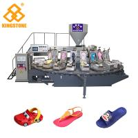 Best Energy Saving PVC PCU Slipper Making Machine For Children's Cartoon Shoe Slipper Sandal Sole wholesale