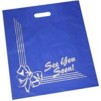 Best Eco-friendly Loop Handled Paper Shopping Custom Printed Gift Bags for Packing wholesale