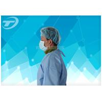 Best Nonwoven Disposable Surgical Gowns / Surgical Scrub Suits CE And ISO wholesale
