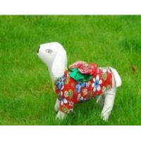 China pet clothes on sale