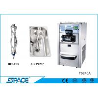 Best SPACE Commercial Table Top Soft Serve Machine With 40 Liters Capacity wholesale