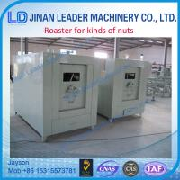 Quality Raw cashew nuts roasting machine for sale automatic coating machine wholesale