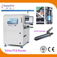 Quality High Efficiency Inline PCB Router Machine With Break Blade Checking Function wholesale