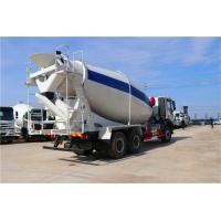 China HOWO 8m3 Concrete Mixer Truck  Howo Chassis Concrete Mixer Lorry on sale