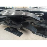 Best Cast Steel Bidirectional Trailer Fifth Wheel With 50mm / 90mm Towing Pins wholesale