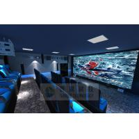 Best Cinema House 4D Movie Theater Electronic System Simulation Rides 50 People wholesale