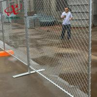 Best Canada Convenient Installation Temporary Fence For Construction Site wholesale