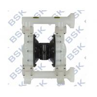 Best Pneumatic Chemical Rubber Diaphragm Pump Corrosion Resistant wholesale
