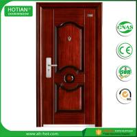 Best Exterior Steel Door with Mul-T-Lock China Turkish Steel Security Door Design Top Quality Iron Doors wholesale