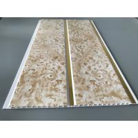Cheap Pvc Cladding Bathroom Wall Panels 7mm Thickness for sale