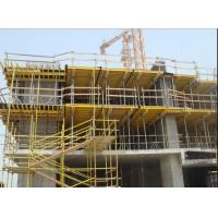 China Waterproof Plastic Plywood Concrete Shuttering Systems For Watery Circumstance on sale