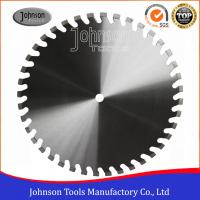 Best Reinforced Concrete Diamond Floor Saw Blades For Petrol Cutters 24 - 72 Inches wholesale