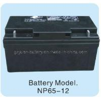 China Seal Lead Acid Battery (12V65AH) on sale