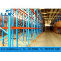 Steel Heavy Duty Pallet Racking for Industrial Warehouse Storage Solution