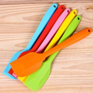 Best 28cm  silicone spatula,Integrated silicone spatula wholesale
