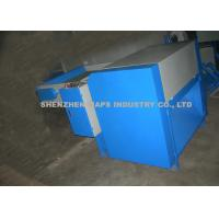 Best Durable Polyester Fiber Machine , Polyester Fiber Opening Machine Blue Color wholesale