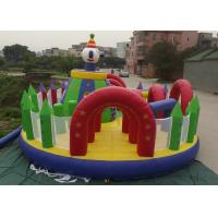 Best Outdoor Inflatable Water Park Easy Maintenance 10mx8m 12mx9m Dimension wholesale