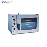 China Electricity 6 Tray 300℃ Combi Convection Oven on sale