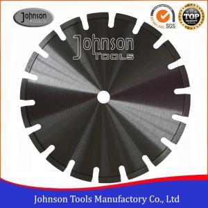 Best 12inch/300mm High Efficiency 1.3kg Diamond Asphalt Saw Blades For Walk Behind Saw wholesale