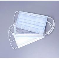 Best Surgical Disposable Medical Consumables 3 Ply Non Woven Face Mask With Ear Loop wholesale