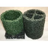 Best Geocomposite Drain, Green Color Geocomposite Subsoil Drain PP Material For Landfill Drainage wholesale