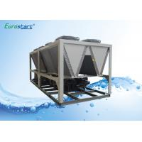 Best High Efficiency Commercial Water Chiller with Air Cooling Mode Charged R134A Coolant wholesale
