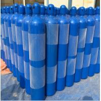 Best Optional color 37Mn 3.4L - 14L Industrial Compressed Gas Cylinder 140mm diameter wholesale
