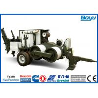 Hydraulic Cable Puller For Sale : Details of kn t overhead tension stringing equipment
