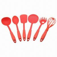 Best Kitchen Utensils, Made of Food-grade Nylon, Any Colors Acapeted wholesale