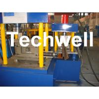 Best Manual, Hydraulic Decoiler U Section Roll Forming Machine for Steel U Channel wholesale