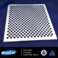 Best Modern Ceiling Tile and Decorative Perforated Metal Sheet wholesale
