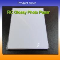 Best 190gsm rc glossy photo paper wholesale