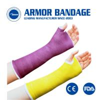 Best CE&FDA approved Orthopedic fiberglass bandages synthetic casting tape wholesale