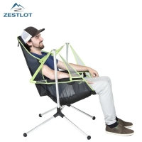 Best 25x14in Recliners Camping Chair wholesale