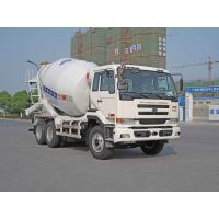 China 6x4 320HP 8 - 10cbm Small Concrete Mixer Trucks with Dongfeng Nissan Diesel on sale