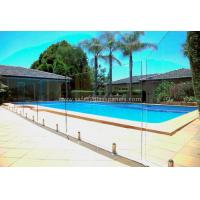 Best Fully Frameless Glass Pool Fencing wholesale
