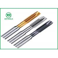 Best Spiral Point Metric Hand Taps , Fully Ground 10mm X 1mm Tap For Machine wholesale